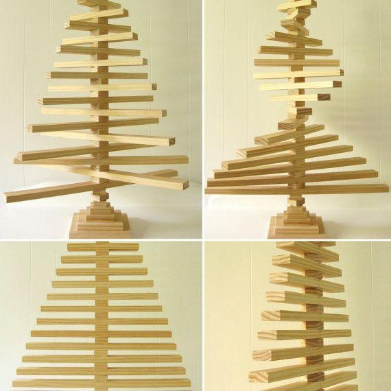 Large Wooden Christmas Tree Multi Syle Tree Sculpture Timber Xmas Tree Puzzle Tree Xmas Wooden Christmas Trees Ribbon On Christmas Tree Wood Christmas Tree