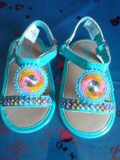 c15c1a014c16c Baby turquoise sun sandals