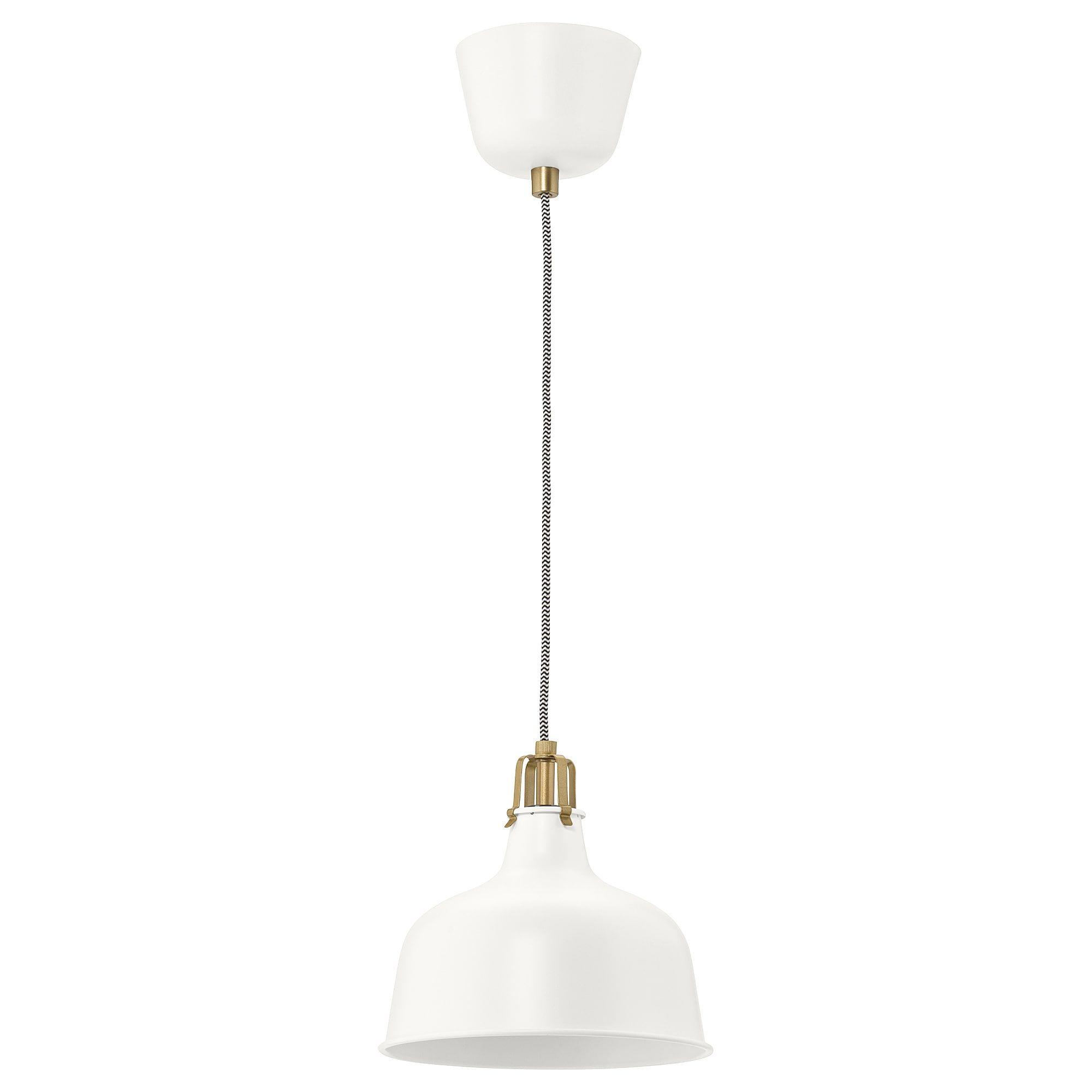 RANARP Hanglamp, ecru, 23 cm IKEA | Pendant lamp, Ikea