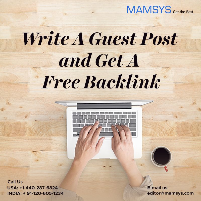 Submit Guest Post in 2019 | Digital Marketing Company in India