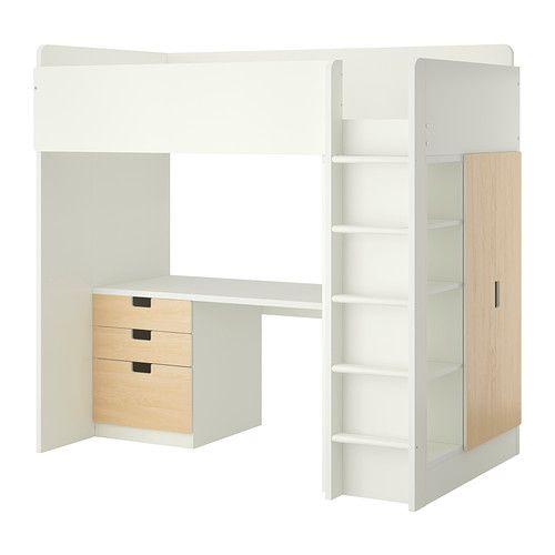 Adesivo Para Azulejo De Cozinha Pastilha ~ STUVA Ca al3cj 2p IKEA Esta cama alta permite montar una solución completa con escritorio