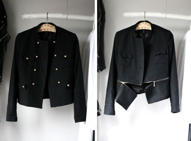 what to do with old jackets