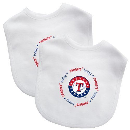 Infant Feeding Products Meaning 2 Pack Baby Fanatic Bib Texas Rangers Texasrangers Texas