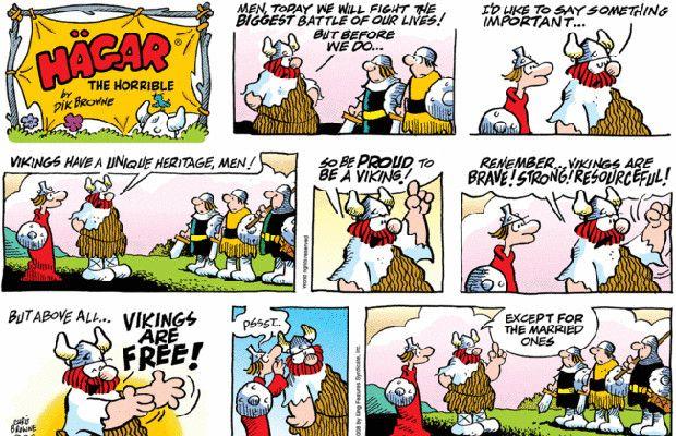 Best Comic Strip