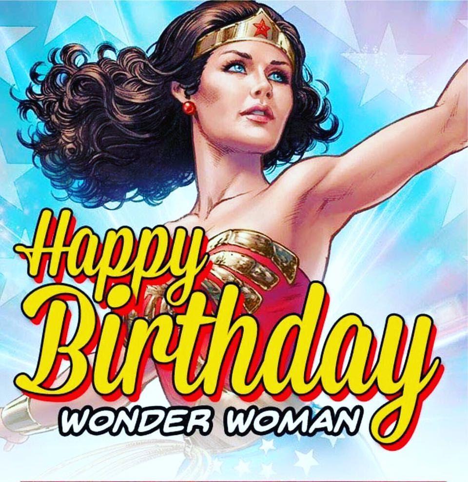 Wonderwomanwednesday Happy Birthday Wonder Woman 75years