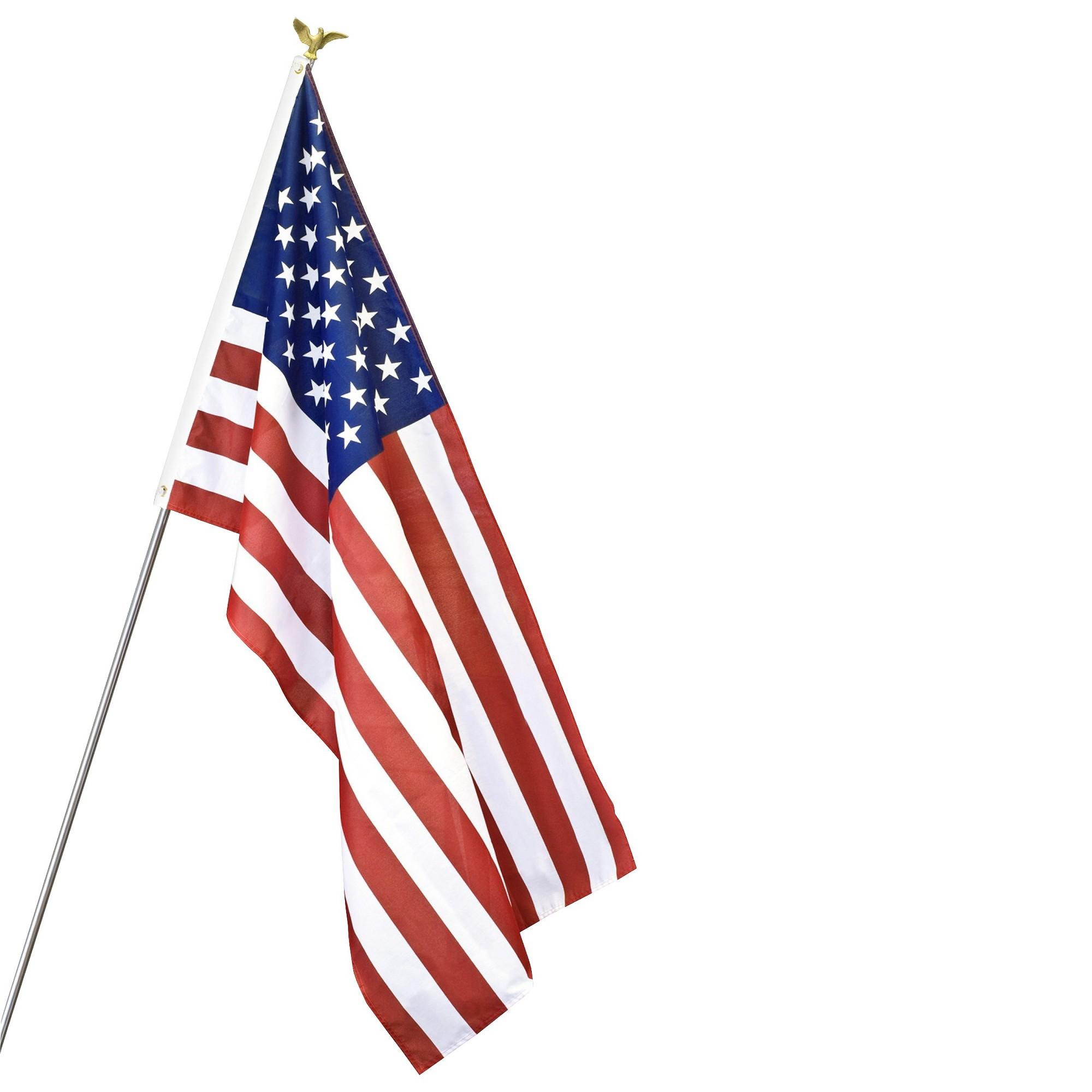 Annin American Flag Set 3 X 5 In 2020 American Flag Drawing American Flag Flag Drawing
