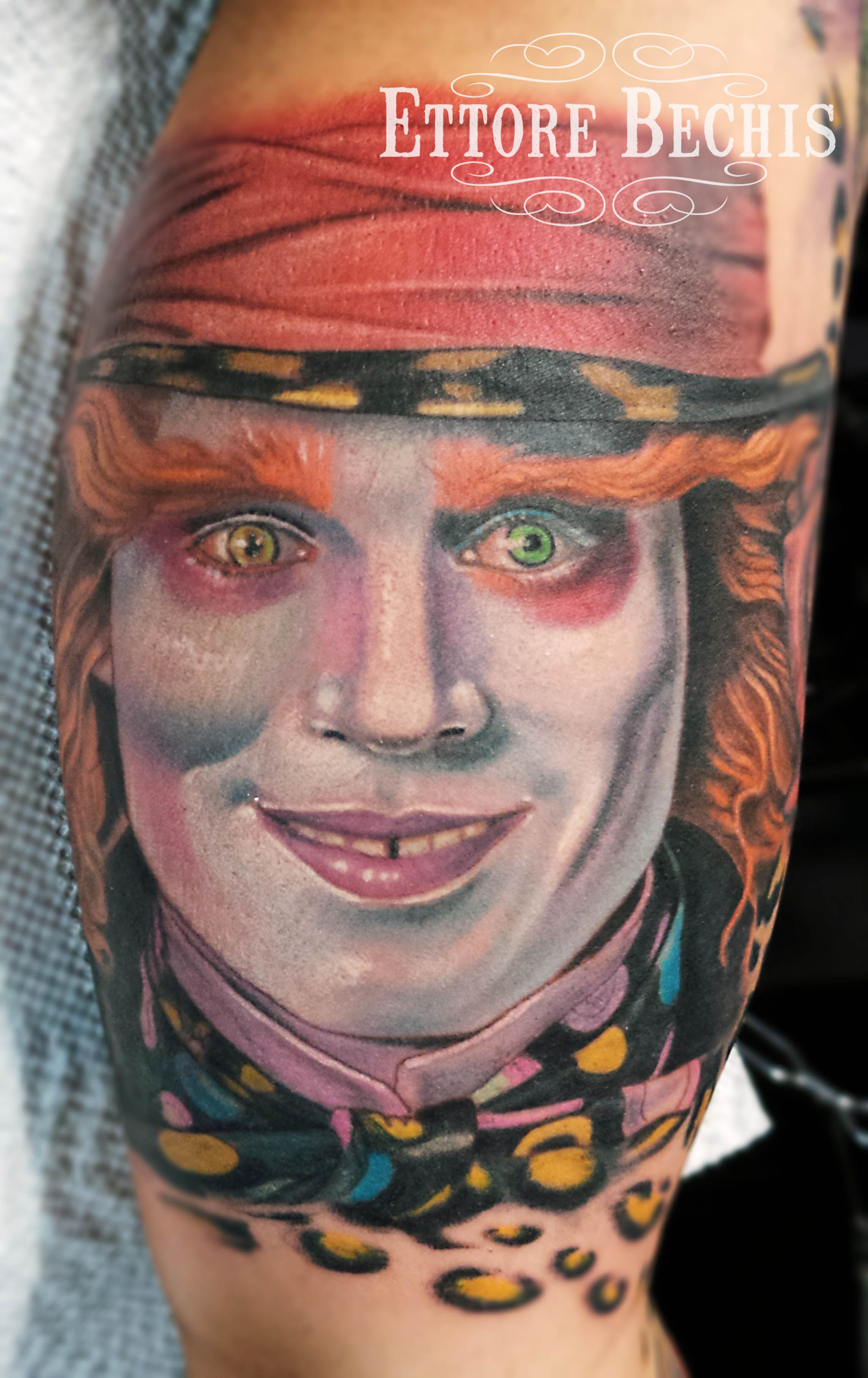 www.ettore-bechis.com Best Miami tattoo shop the mad hatter,top ...
