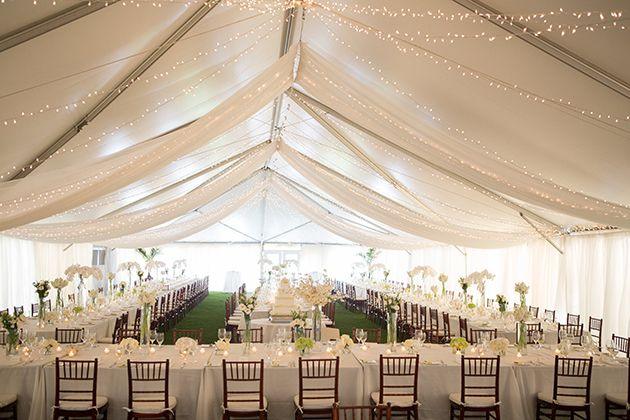 Brides An Elegant Waterfront Wedding In Seaside Florida