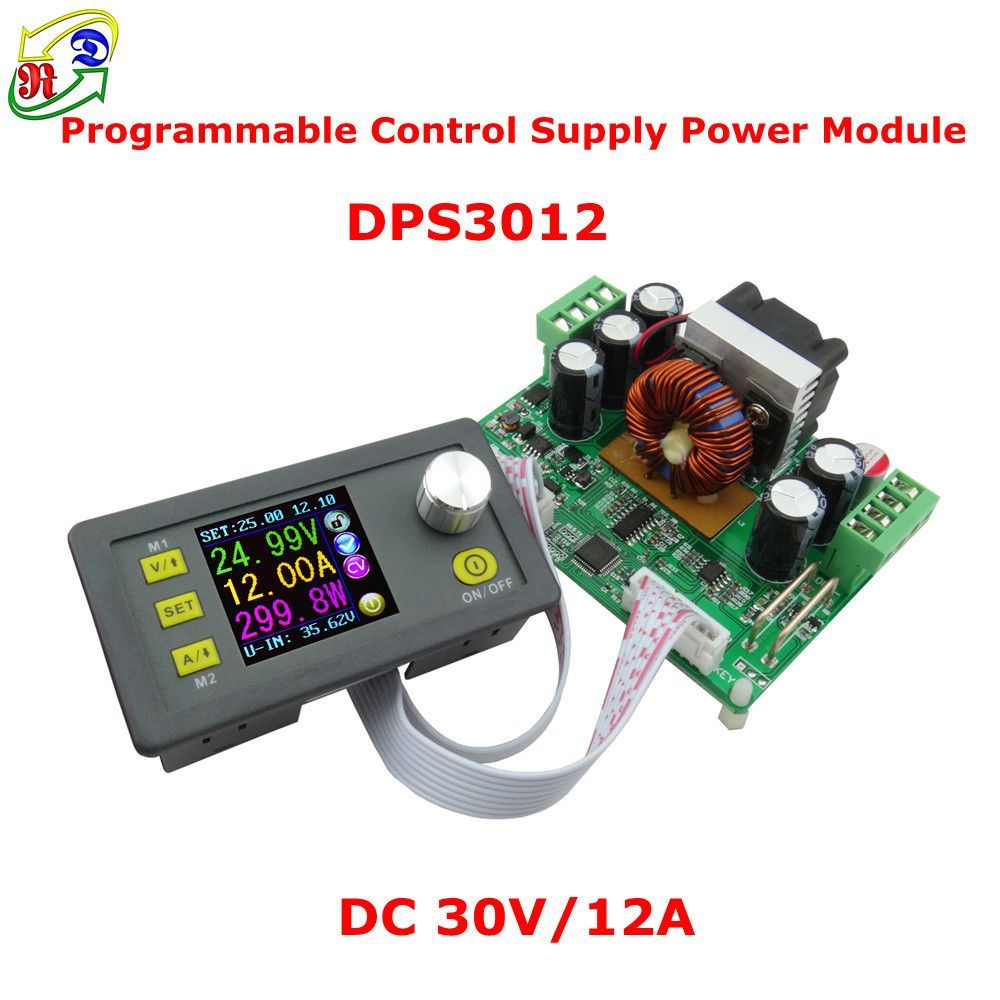 160W Digital-controlled Step-Down 32V 5A Buck constant volt//current Power supply