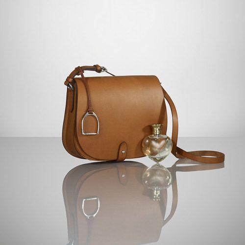 f16adebdd58a Ralph Lauren s Vachetta saddle bag Moda Da Equitazione