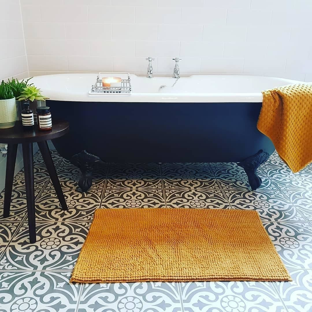 Dunelm On Instagram Sunday Vibes Wash The Week Away With A Relaxing Bath And Our Matching Mustard Accessories Leopa Relaxing Bath Home Decor Decor