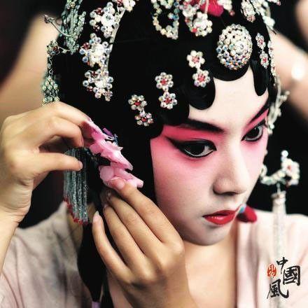 2019的戏曲服装是一朵奇葩  京劇  Chinese art、Chinese style 和Chinese