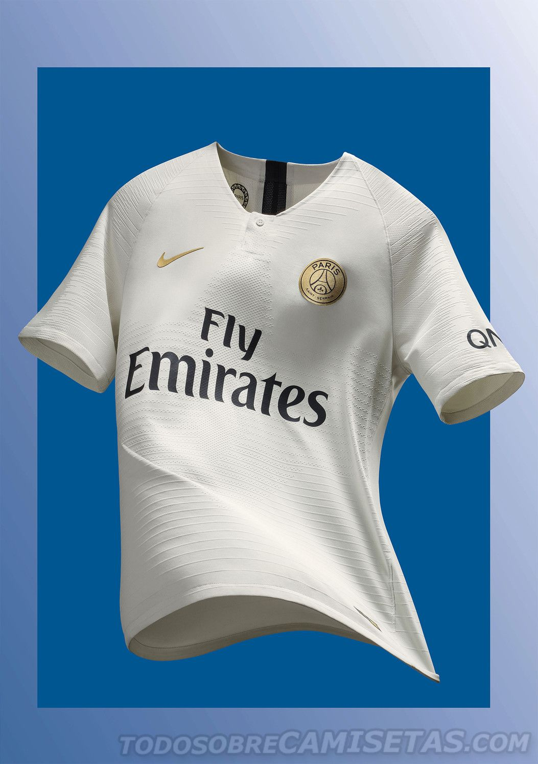PSG 2018-19 Nike Away Kit  3fa2be02c55f5