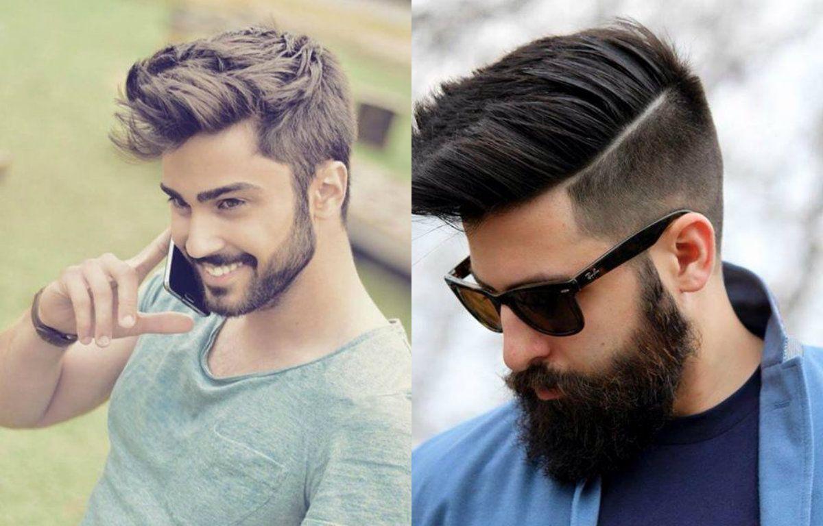 Fresh Stylish Mens Undercut Beards 2017 Street Style
