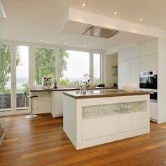 Cozinhas modernas por Spaett Architekten GmbH