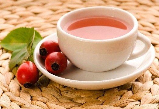 чай из шиповника рецепт приготовления
