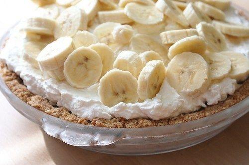 Banana Cream Pie Delicious Desserts Banoffee Pie Food