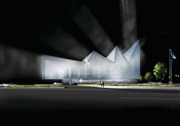 Innovation and Technology Research Facility  Monterrey, Mexico / Brooks + Scarpa