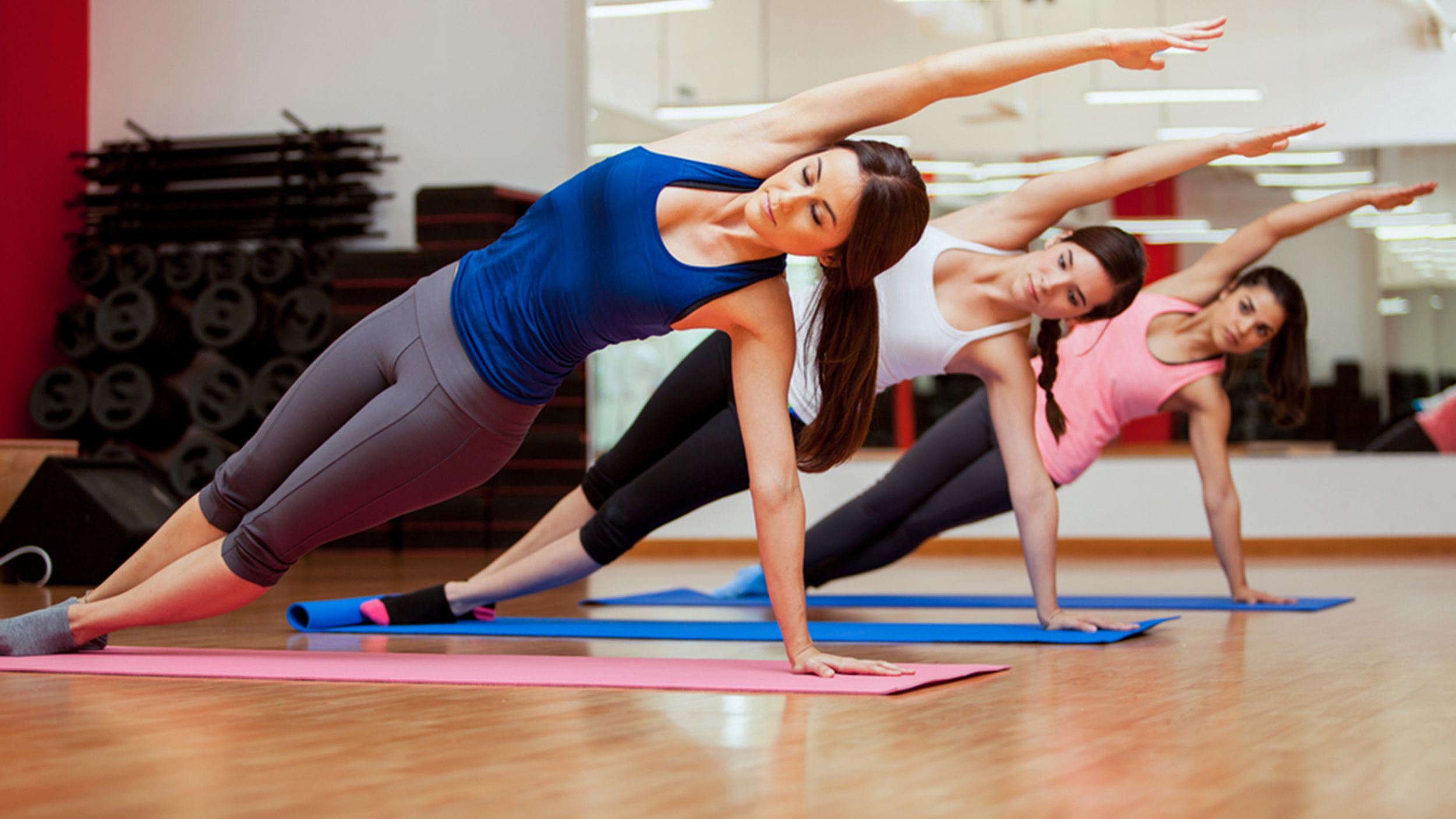 From Pound to animal moves: 4 workouts you should try in 2015