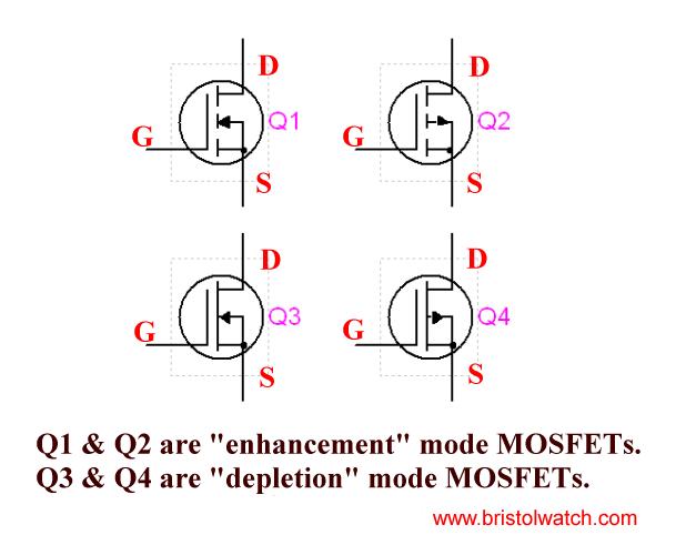Mosfet Schematic Symbols Audio Amplifier Electronics Components Circuit