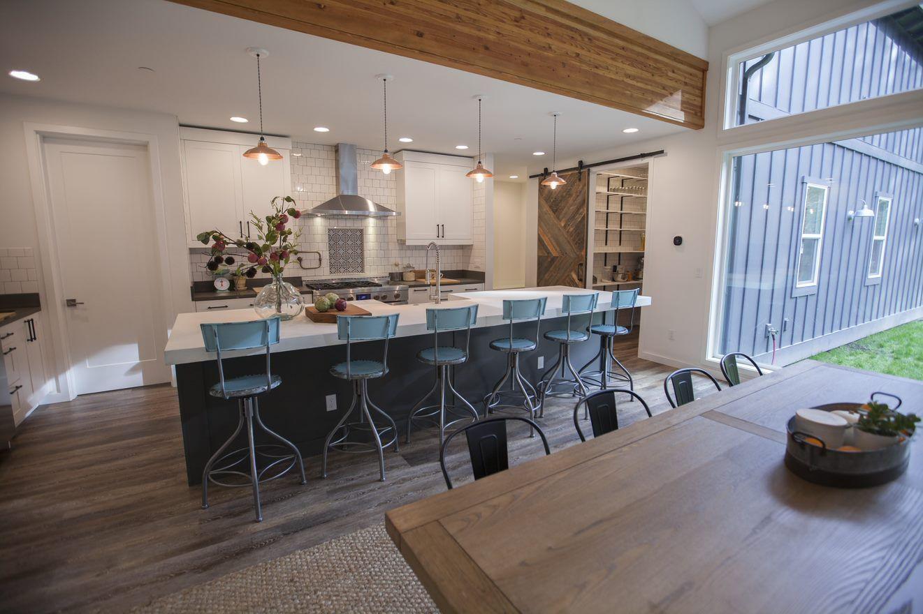 Kitchen Island Lighting   Kitchen designs layout, Open concept ...