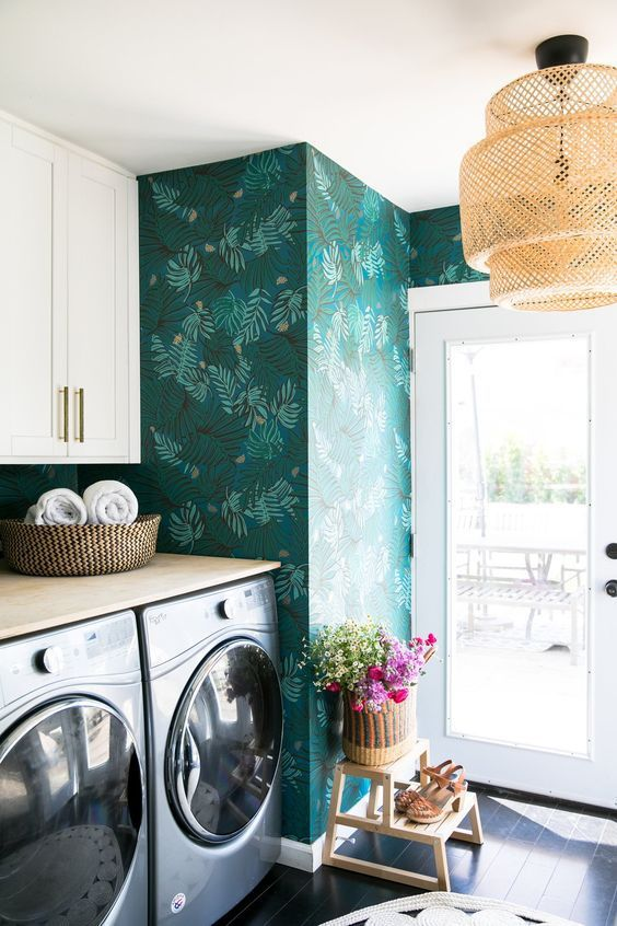 laundry room inspiration real life rooms a simple on effectively laundry room decoration ideas easy ideas to inspire you id=13634