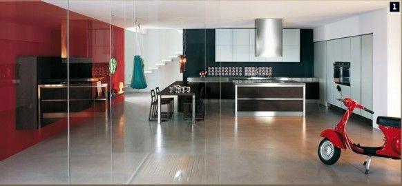 Luxus-Küchen-Designs von Comprex | Luxus-küche-design ...