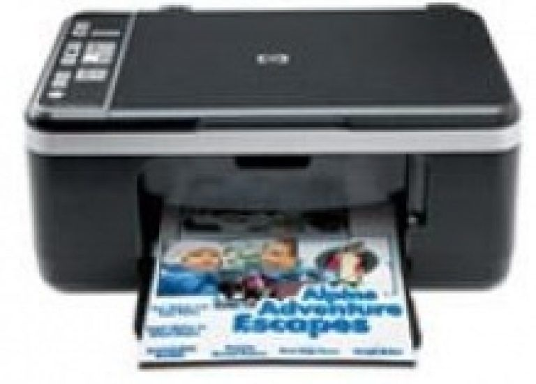 Top Printer Drivers HP Deskjet F4172 For All In one