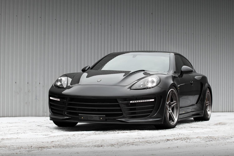 2014 porsche panamera interior car tuning - Cool Porsche Panamera Turbo Custom Car Images Hd Porsche Panamera Stingray Gtr By Topcar Autonews Cars Tuning