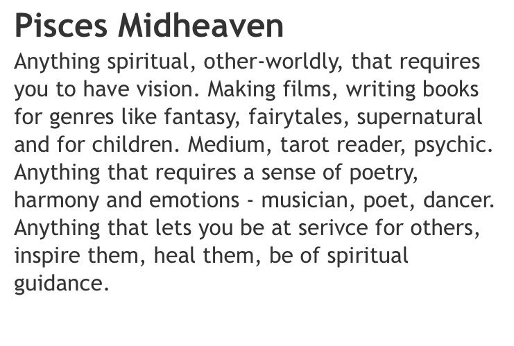 Midheaven 101—What the 10th House Cusp Shows about You
