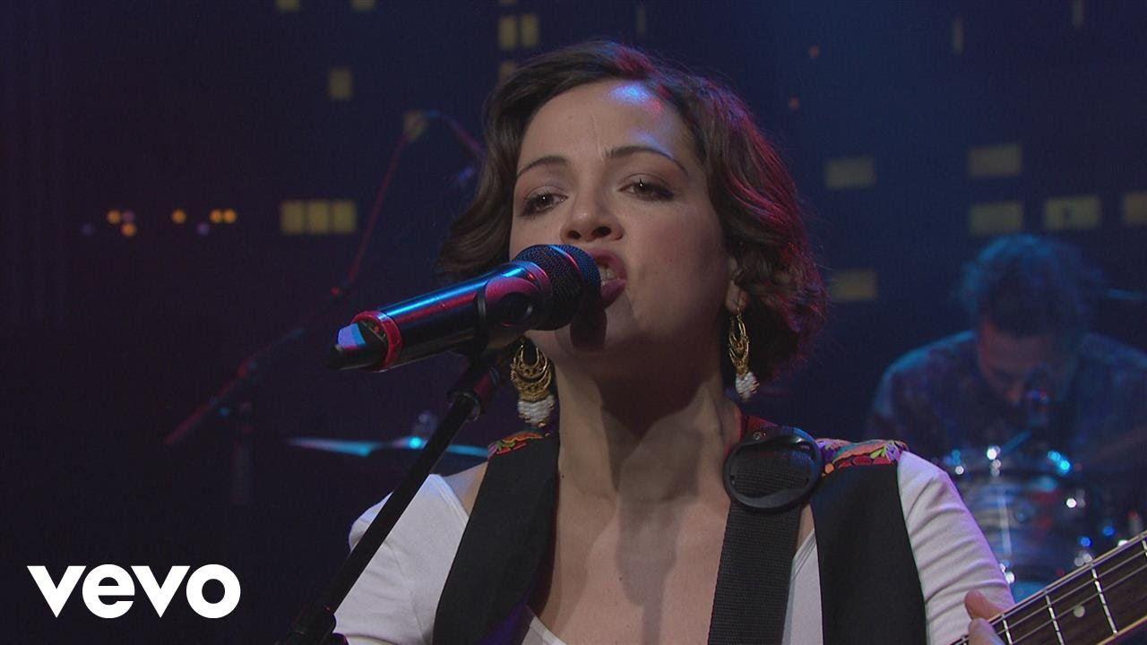Natalia Lafourcade Nunca Es Suficiente Austin City Limits Los Angeles Azules Musica En Espanol Musica