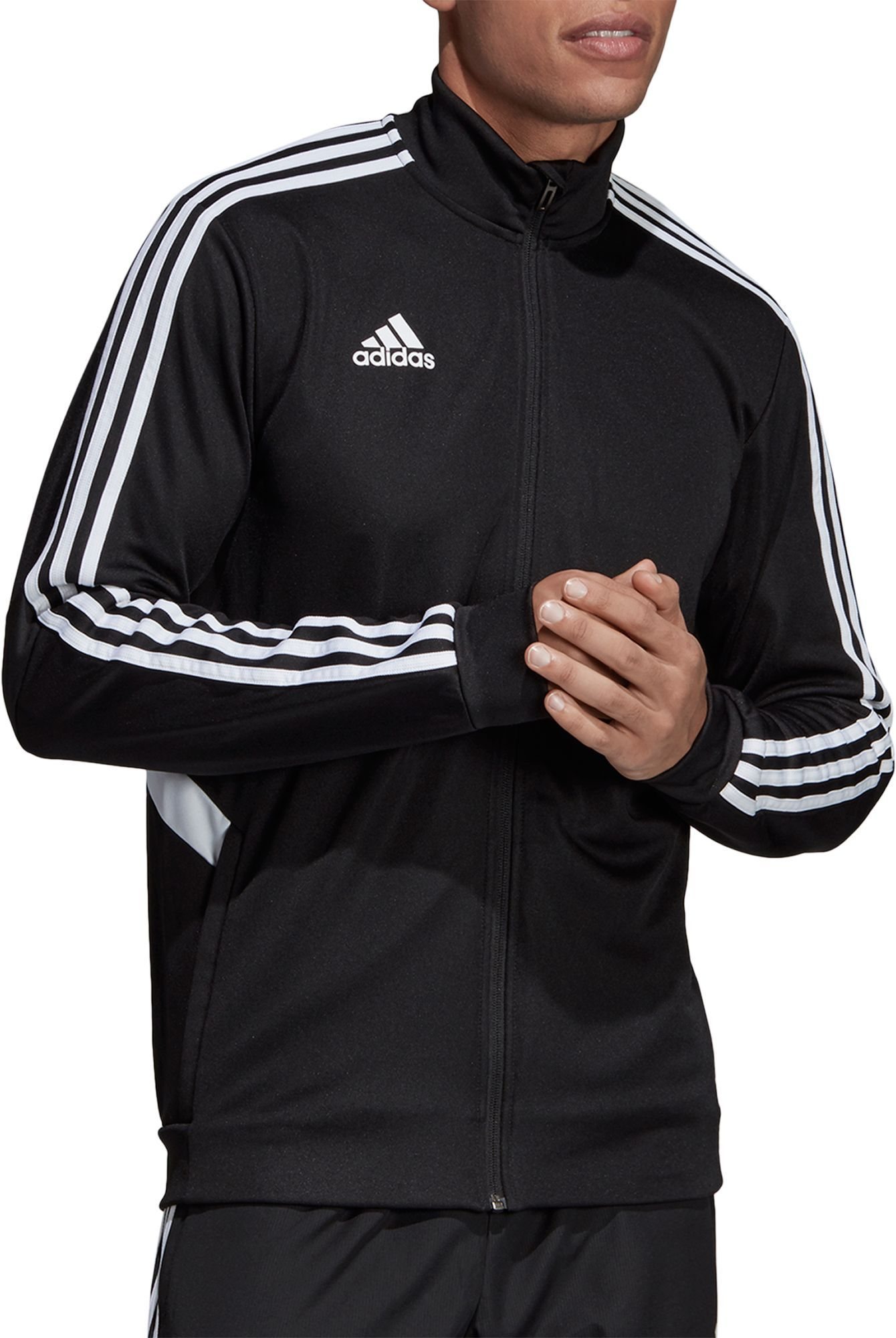 adidas Men's Tiro 19 Soccer Training Jacket, Size: Small