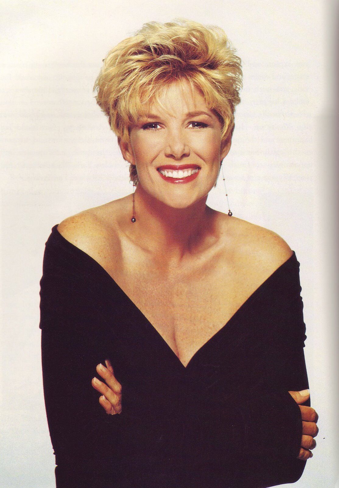 pin by joan lunden on my life in pictures | hair styles, short hair