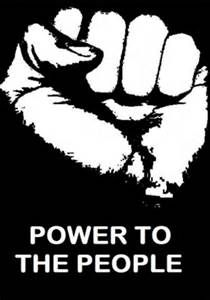 Black fist panther