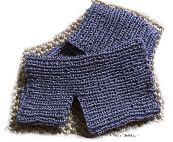 Easy Yoga Socks Knitting Pattern - 2 needles, not in-the-round ...