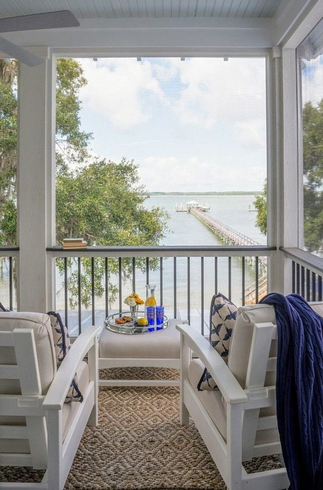 Pin by annie on Beach Cottage in 2020 House with balcony