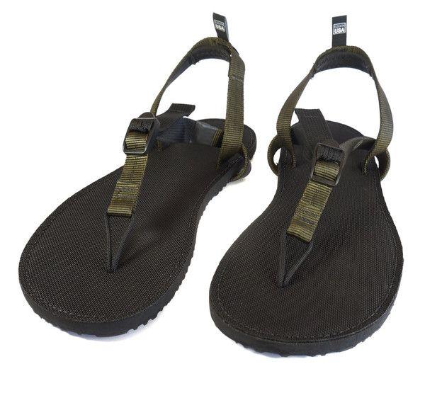 Gabbro Trail Minimalist Sandals