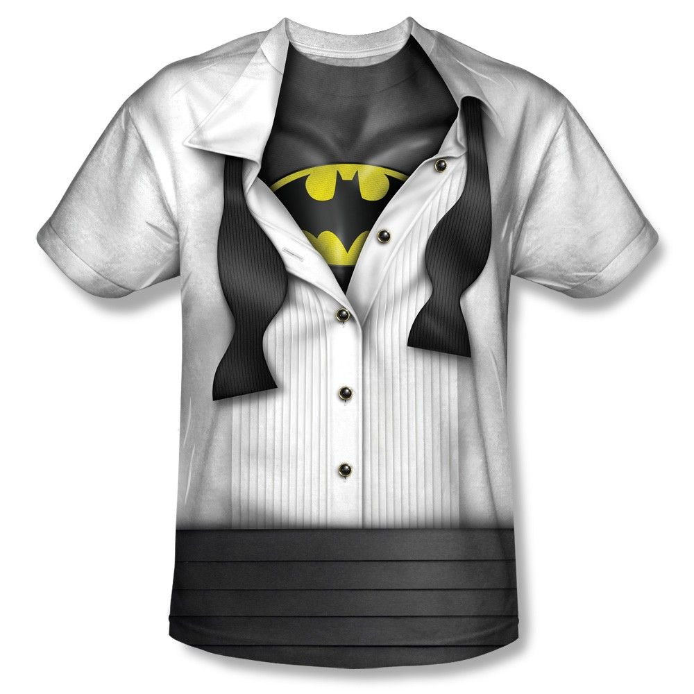 Batman - I'm Batman All Over Print Shirt | Sons of Gotham