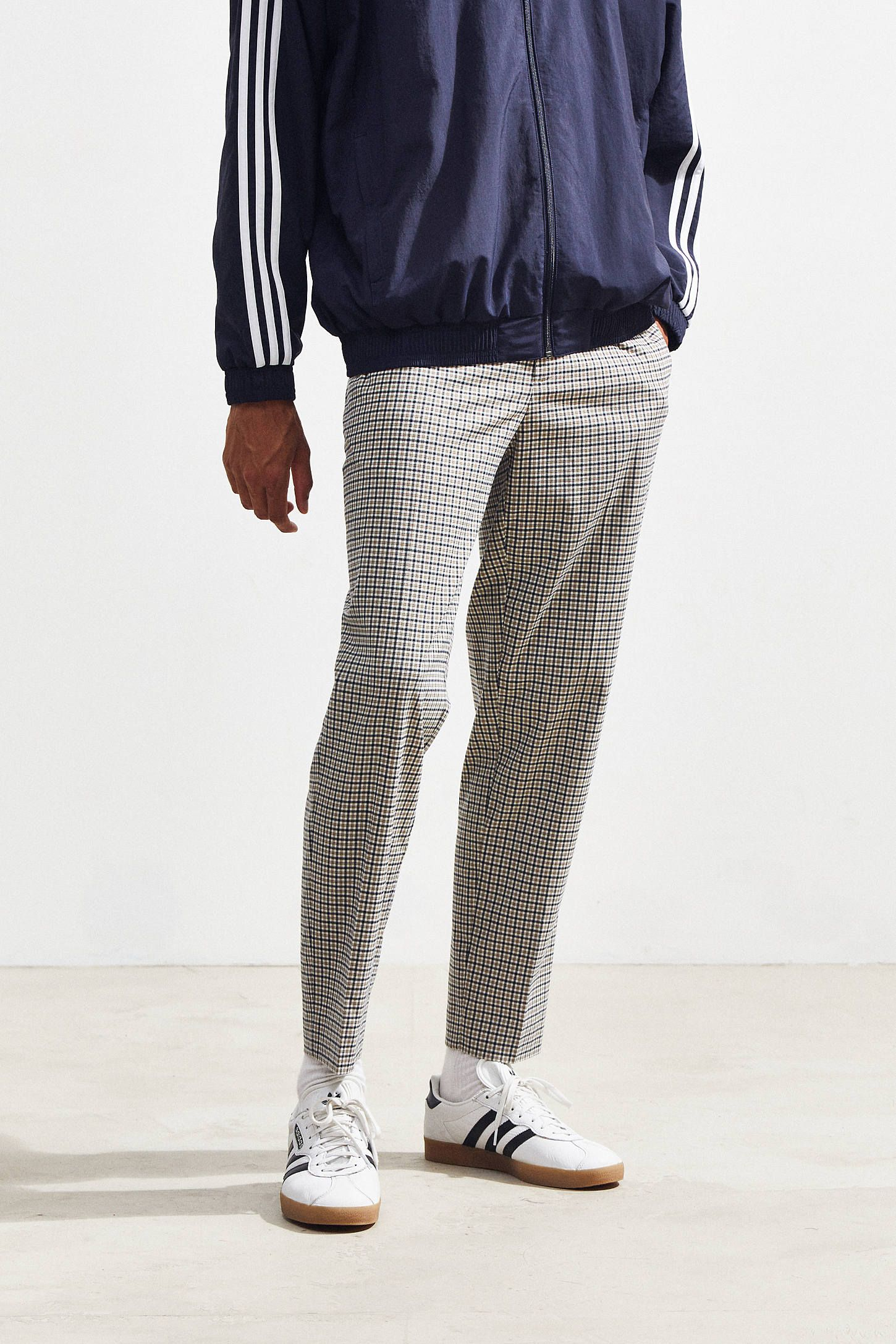 1af954aceed Lacoste LIVE Checkered Pant