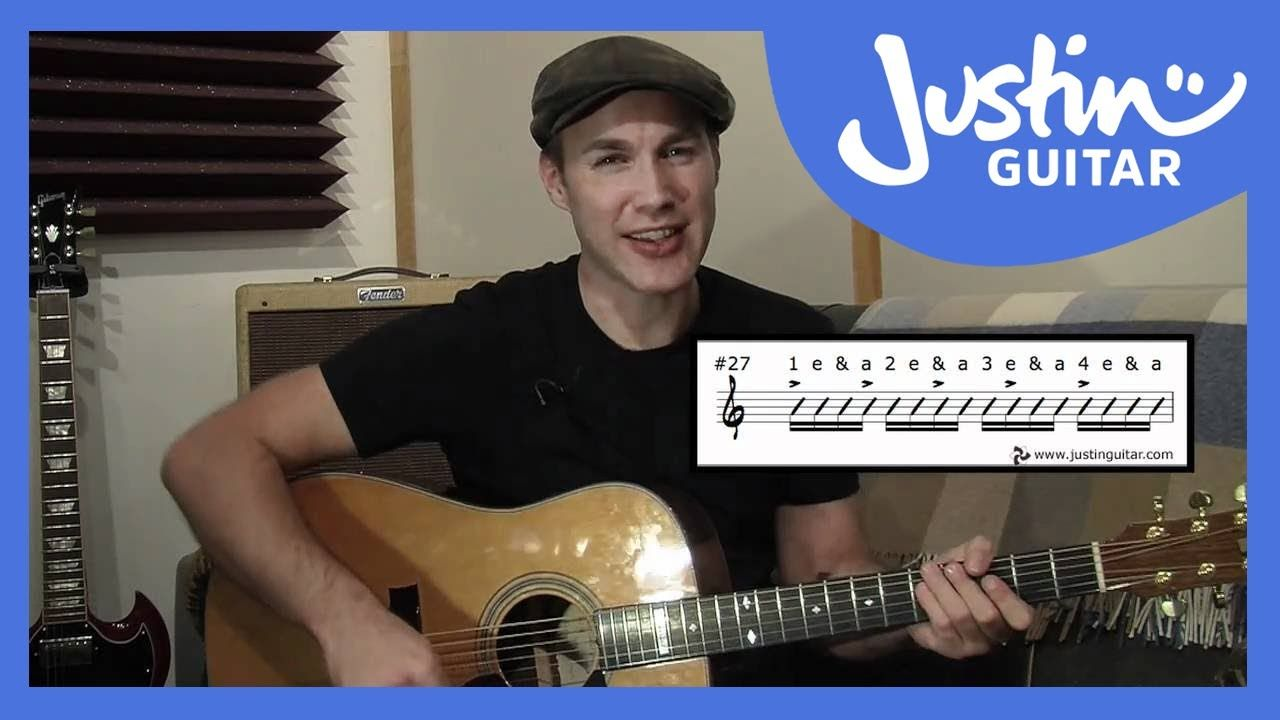 Intermediate Rhythm Guitar 2 How To Play If Stage 2 Guitar Lesson I Guitar Lessons Guitar Guitar Songs For Beginners