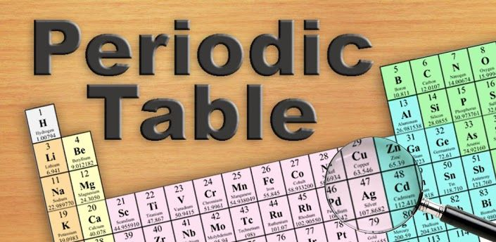 Periodic Table - Learn the periodic table of elements Over 30 facts - new periodic table app.com