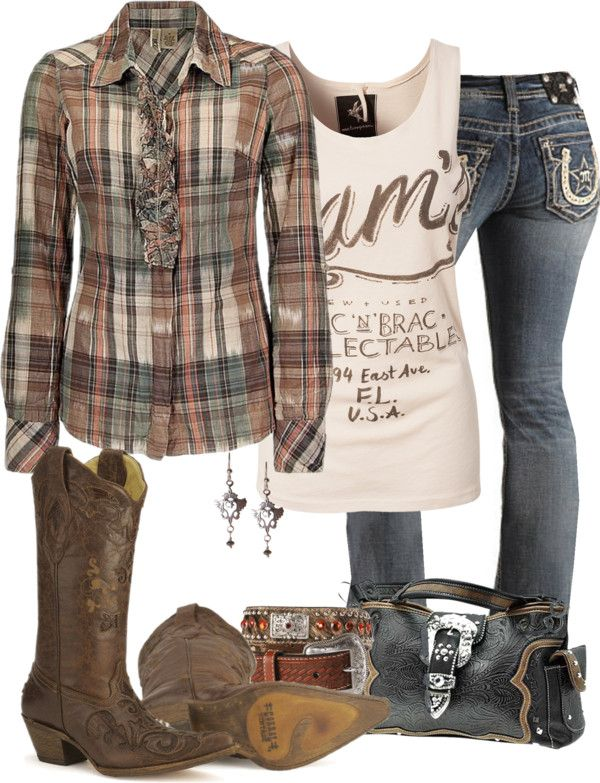 """Flicka"" by jeanean-brown ❤ liked on Polyvore"