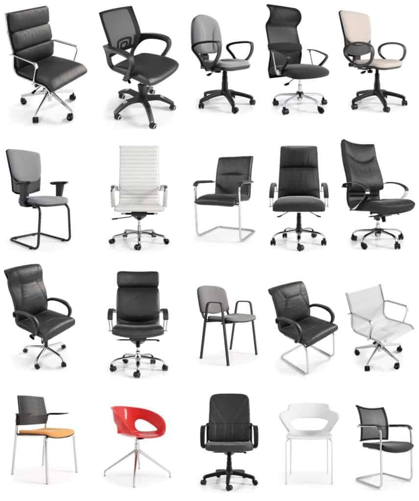 Free Office Chair Office Chair Studio Chairs 3d Model