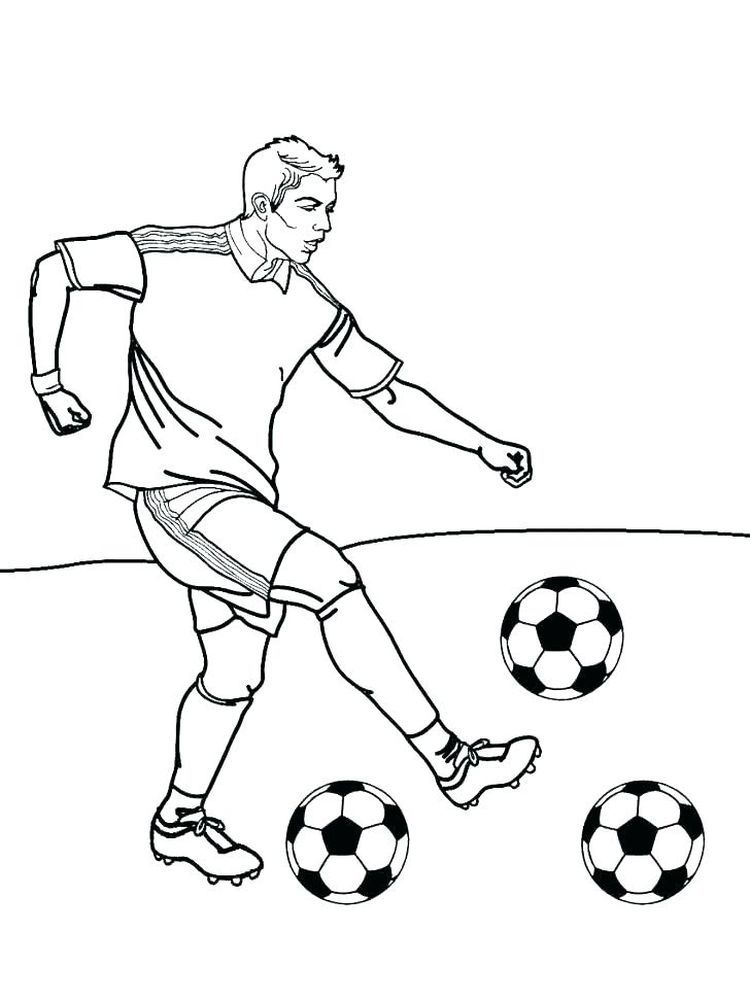Large Soccer Ball Coloring Page The Following Is Our Collection Of Coloring Page Soccer Balls Yo Football Coloring Pages Sports Coloring Pages Coloring Pages