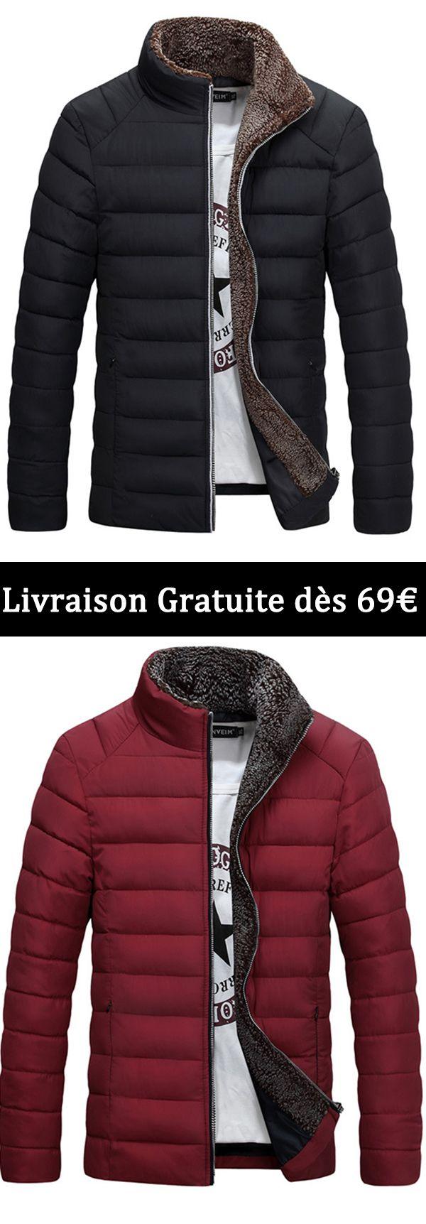 Manteau homme & veste homme pas cher mode homme Vêtements