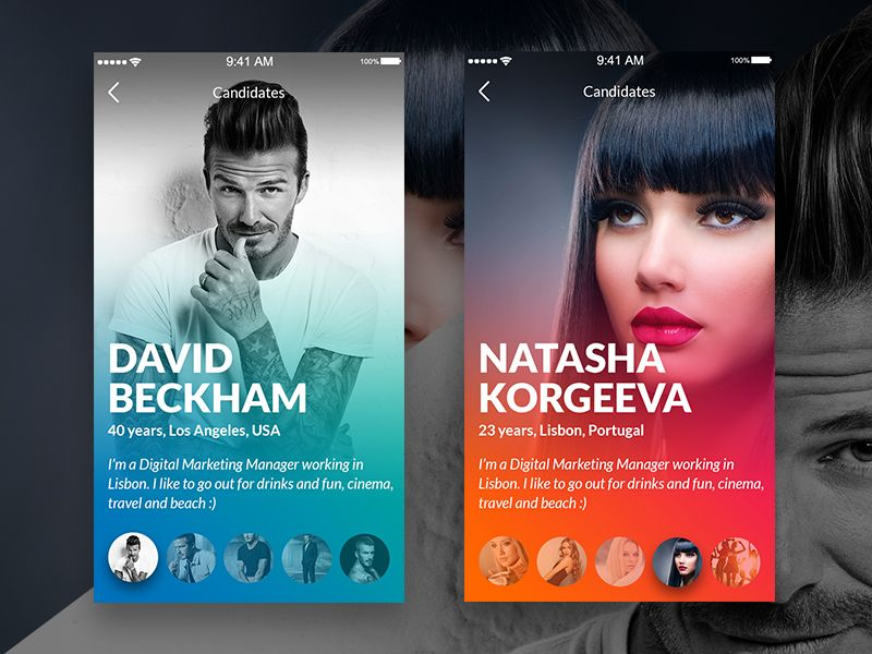 new dating apps for ios