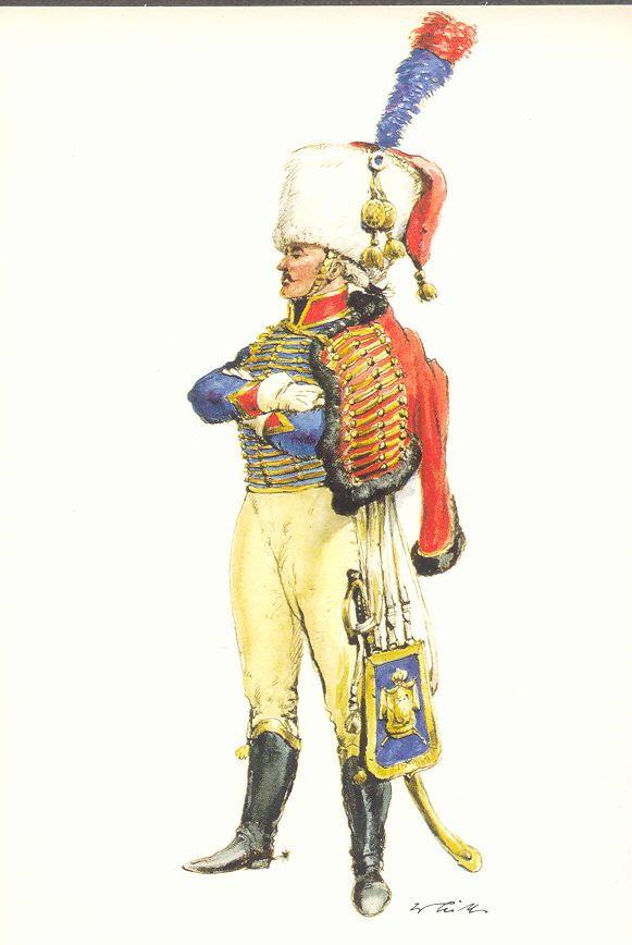 Coiffure France 19eme Tritt W Armee De France 1800 1814 Les