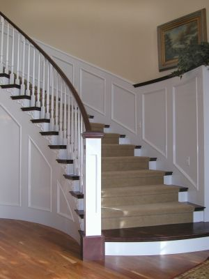 Best Contemporary Newel Posts Google Search Entry Newel 400 x 300