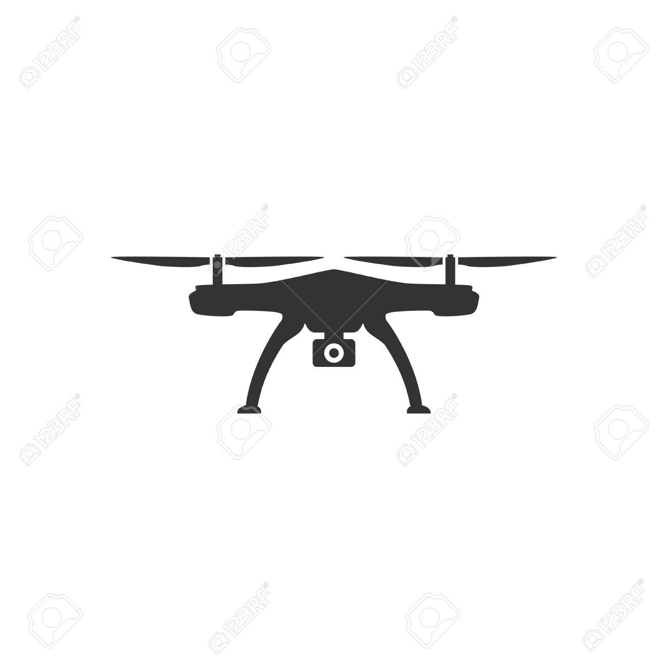 Drone Icon In Simple Design Vector Illustration Illustration Affiliate Simple Icon Drone Design Illustr Art Inspiration Design Design Inspiration