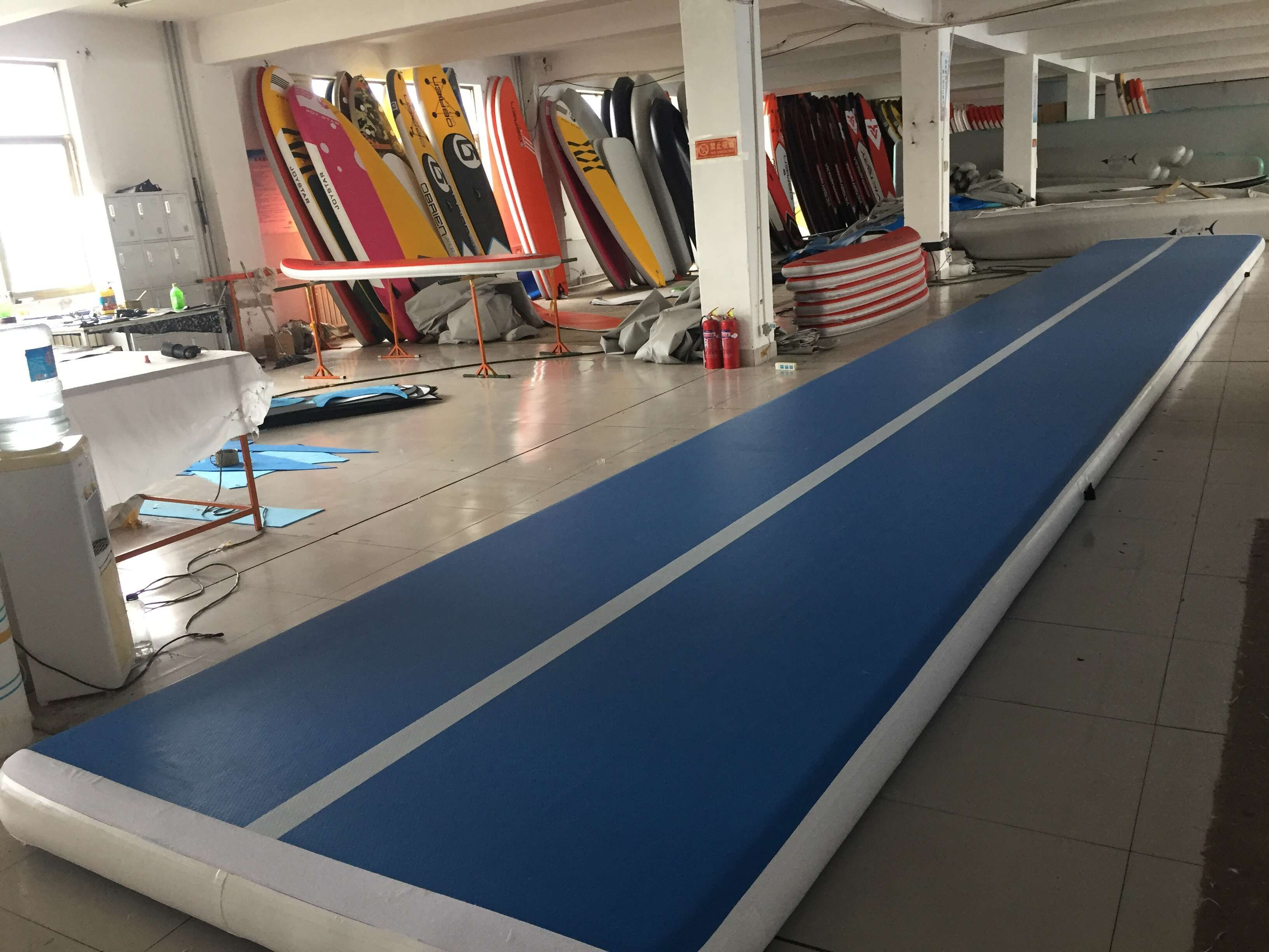 gymnastics small cheer mats equipment inflatable for acromat mat gymnastic product home name brand bouncy chongqi air